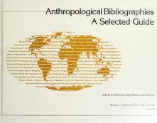 Cover of: Anthropological Bibliographies | Margo L. Smith