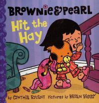 Cover of: Brownie & Pearl hit the hay | Jean Little