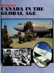 Cover of: Canada in the global age   Rennay Craats