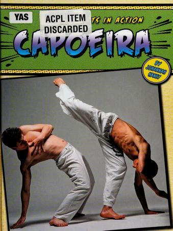 Cover of: Capoeira   Johannah Haney