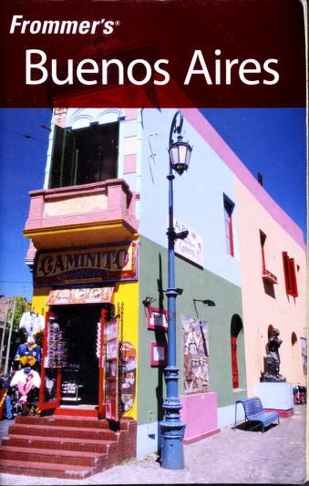 Cover of: Frommer's Buenos Aires | Michael Luongo