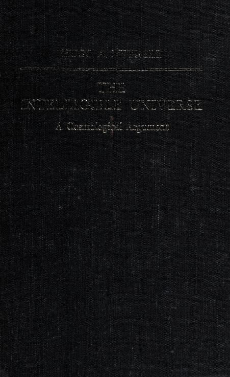 The intelligible universe by Hugo A. Meynell