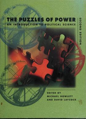 Cover of: The Puzzles of Power |