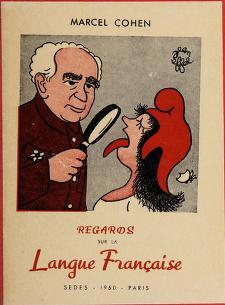 Cover of: Regards sur la langue française | Marcel Samuel Raphaël Cohen