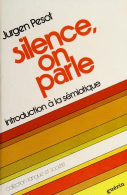 Cover of: Silence, on parle | Jurgen Pesot