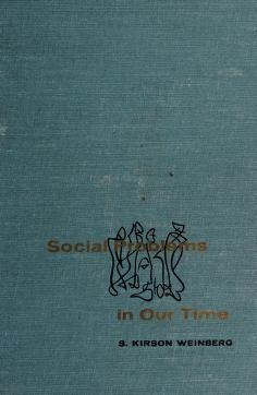Cover of: Social problems in our time | Samuel Kirson Weinberg
